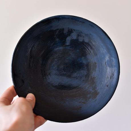 Leafプレート(18)/ 紺
