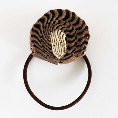 Hair accessory    Peacock 01