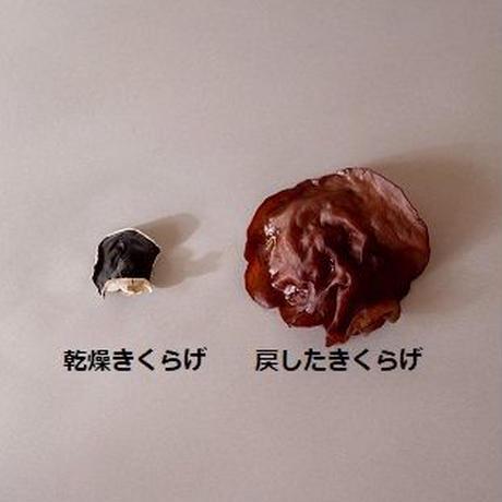 きくらげから始める美活 乾燥きくらげお試しセット(黒白各1袋)【レシピ付き】