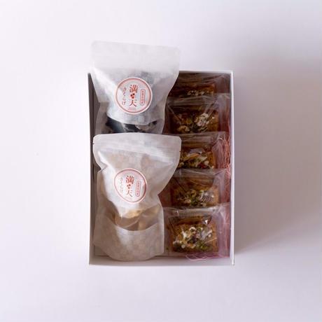 【ギフト】美人をつくるケーキと2色のきくらげセット