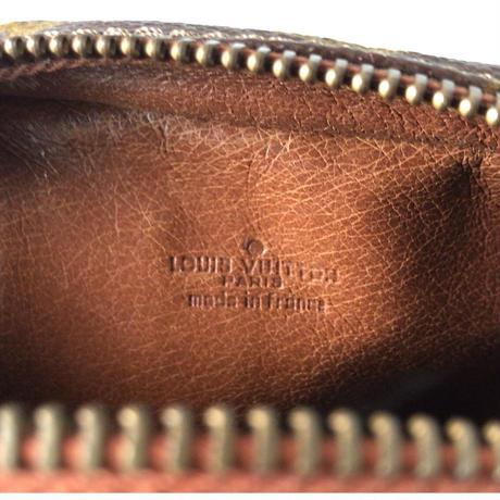 LOUISVUITTON  ルイヴィトン モノグラム  ヴィンテージ ミニアマゾン  M45238 ショルダーバッグ ポシェット 斜めがけ エクレール