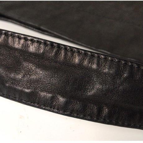 ARTS&SCIENCE  アーツ&サイエンス  オリジナルトートM  レザー インクブラック ワンショルダー バッグ 中古美品