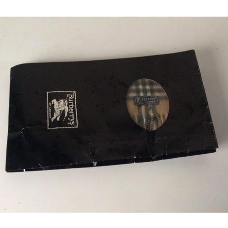 Burberrys  of  London  バーバリーズ   カシミア100%   マフラー  ノバチェック  袋有り イングランド製   made in England