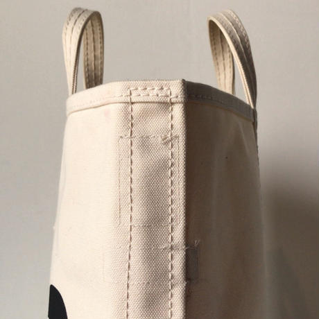 TEMBEA(テンベア )/Americana(アメリカーナ)コラボ プリント リベット トートバッグ  Sunロゴキャンバストート 中古美品