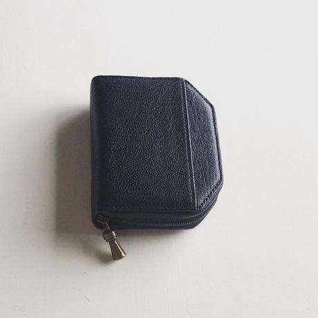 POSTALCO Kettle Zipper Wallet Small   Navy  ポスタルコ ケトルジッパーウォレット スモール  ネイビー(紺)  中古極美品