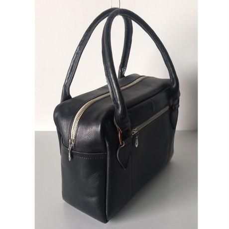 Paul Harden ポールハーデン  Chunky BAG チャンキーバッグ  ブラック  レザー  中古極美品