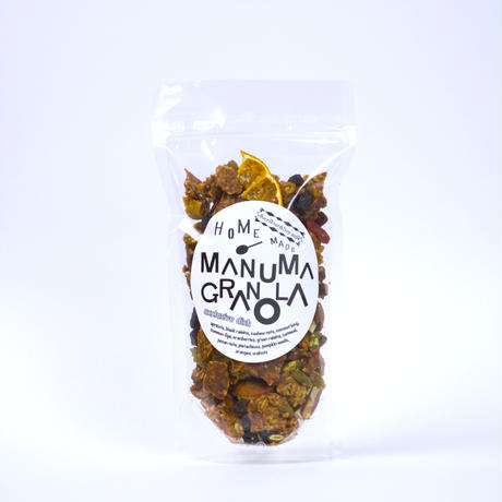 【豆乳&米粉】(100g) MANUMA グラノーラ