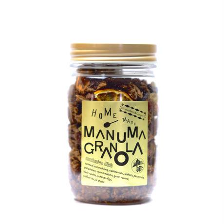 【和三盆&生姜】(190g) MANUMA グラノーラ
