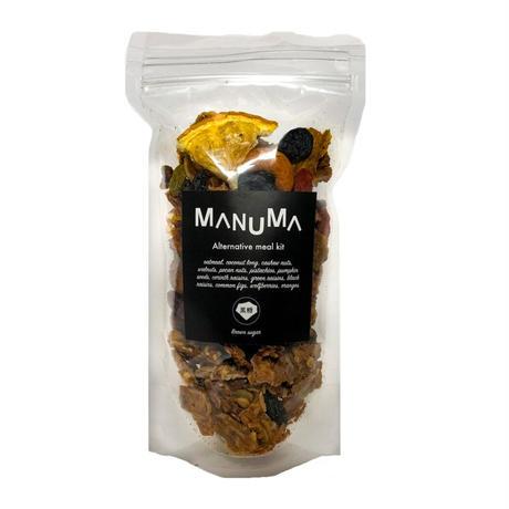 MANUMAグラノナッツ(100g)【黒糖】