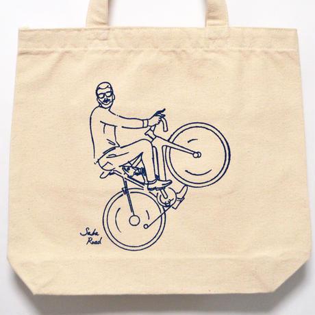 バイク鯖トート ナチュラル