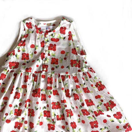 dress - cherry print