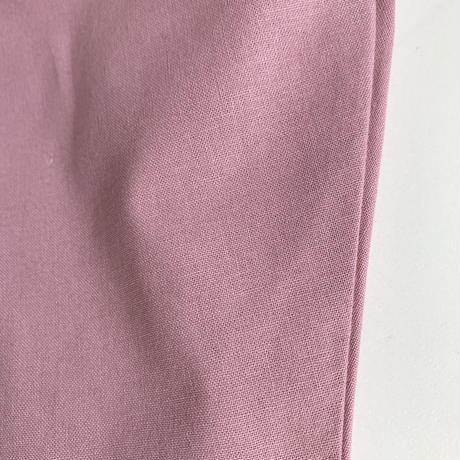Tapered pants - pink