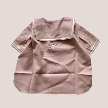 KIDS: sailor shirt PINK - linen&cotton