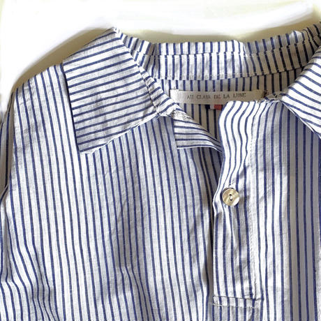 pullover shirt - bleu stripes