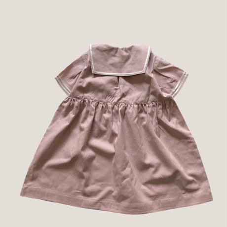KIDS : sailor dress 100cm- PINK