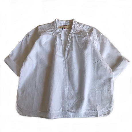smock shirt -  french cotton