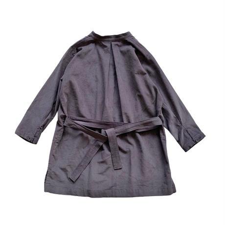 shirt coat - GRAY