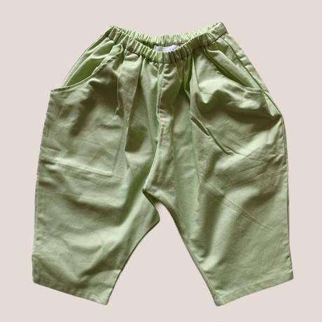 KIDS: Tapered pants - mint