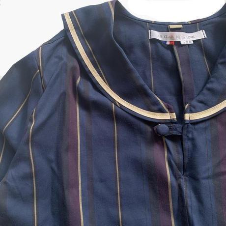 sailor shirt L/S- malti stripes
