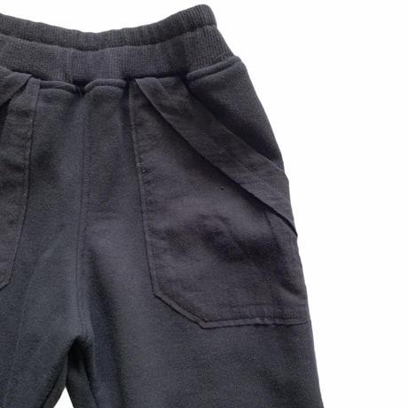 jogging pants - BLACK