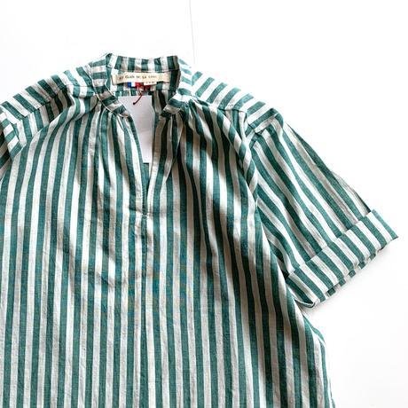 smock shirt -  stripes