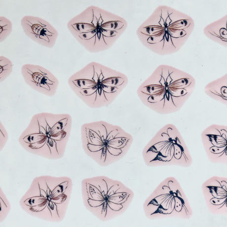 虫(マイセン様式)20匹セット