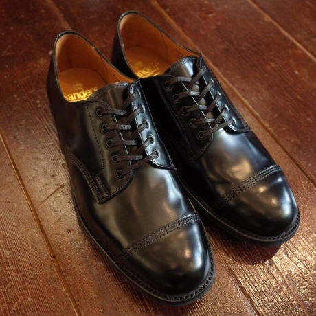 SANDERS   #1128B  MILITARY DERBY SHOES