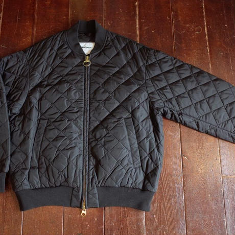 Barbour  QUILTED BOMBER JACKET OS NYLON