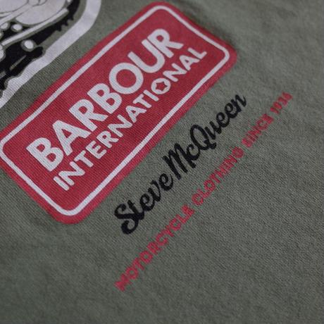 "BARBOUR INTERNATIONAL ""STEVE McQUEEN COLLECTION"" INDIANA TEE"""