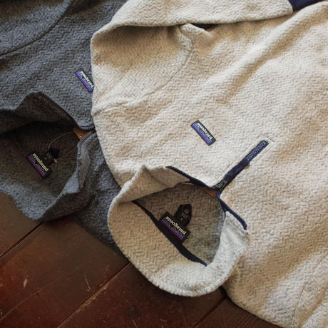 PATAGONIA   M's Woolyester Fleece Pullover