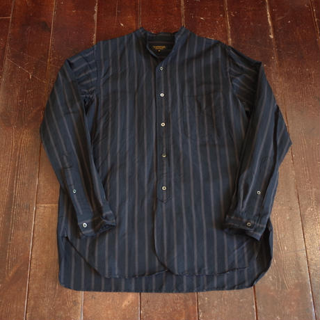 *A VONTADE   BANDED COLLAR SHIRTS