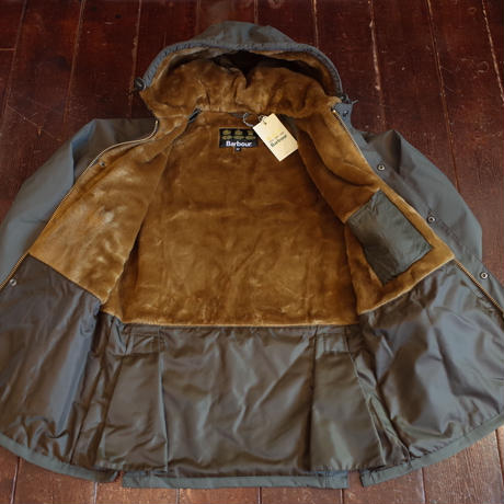 Barbour   Hooded Bedale SL