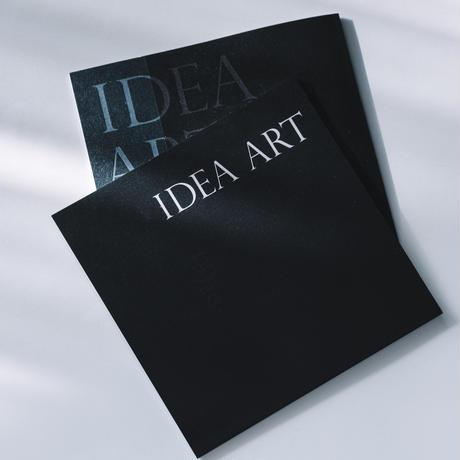 IDEA ART パンフレット