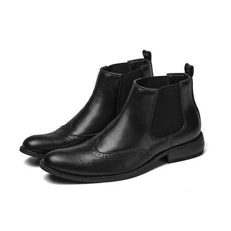 【送料無料】JO MARINO メンズブーツ   ビジネスシューズ 紳士靴 防滑 撥水加工 921