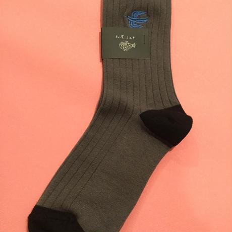 松尾ミユキ Good morninng Socks