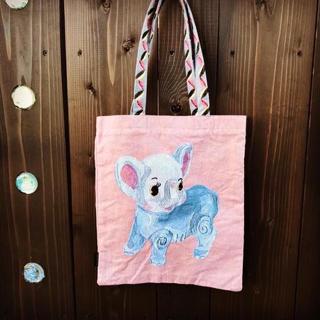 Nathalie Lete/Tote bag stuffed animal   (トートバック)