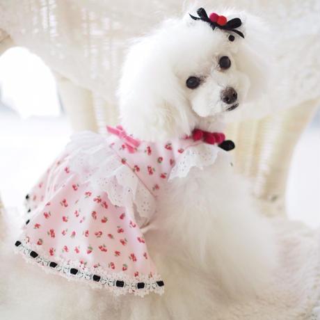 """【Sweetie Heidi】""""Cherry-berry -bonbon""""(チェリーベリーボンボン)Pink   / P・XS・Sサイズ"""