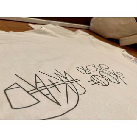 「読書」Tシャツ(2021年モデル)(H.A.Bオリジナル)