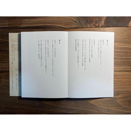 戯曲集「つかの間の道」