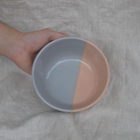 HELEN LEVI / Breakfast bowl pink/blue