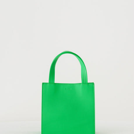 BAGGU / Small Leather Retail Tote