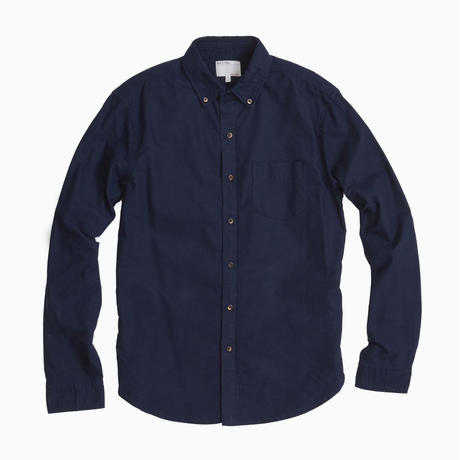 CLASSIC OXFORD SHIRT - NAVY