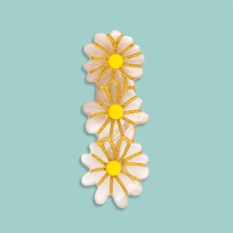 Coucou Suzette / Daisies hair clip