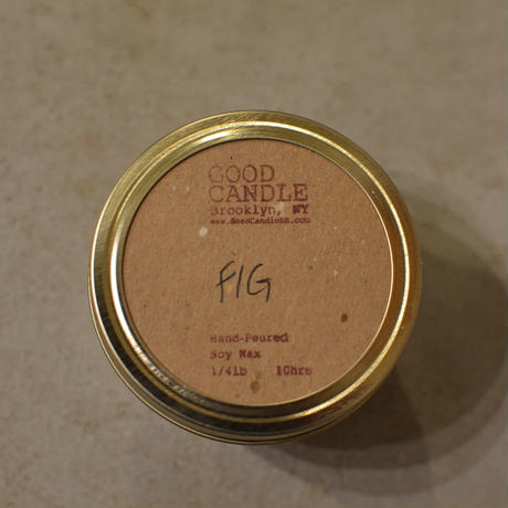 GOOD CANDLE // FIG