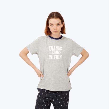 SLEEPY JONES // DLF Change Begins Within T-Shirt