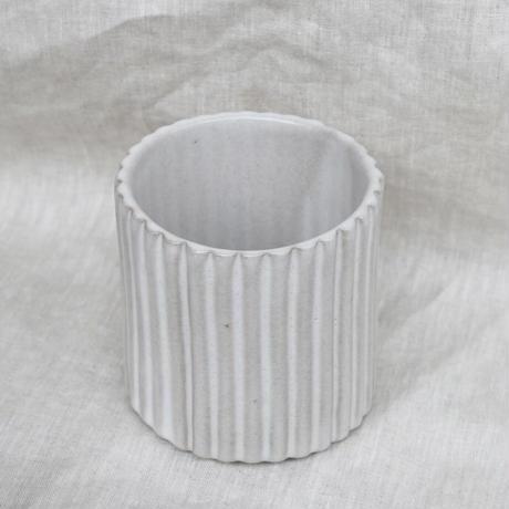 HELEN LEVI / Corduroy vase
