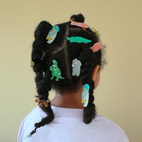 Coucou Suzette / Pigeons in Love Hair Clip