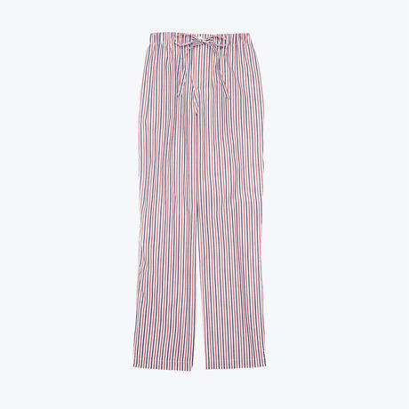 SLEEPY JONES // Marina Pajama Pant Thin Multistripe
