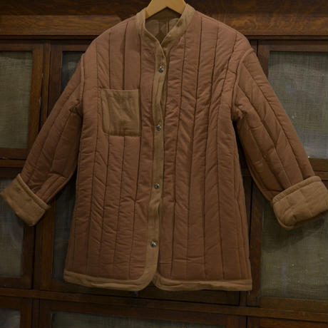 KORDAL / Sawyer Quilted Jacket Clay