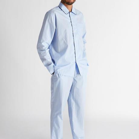 SLEEPY JONES / Henry Pajama Set End on End Blue